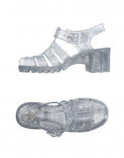 COLORS OF CALIFORNIA Damen Sandale Farbe Transparent Größe 13