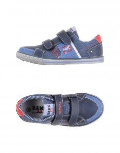 RAMS 23 Jungen 9-16 jahre Low Sneakers & Tennisschuhe Farbe Blau Größe 17