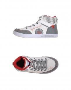 RAMS 23 Jungen 9-16 jahre High Sneakers & Tennisschuhe Farbe Weiß Größe 21