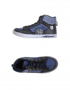 RAMS 23 Jungen 9-16 jahre High Sneakers & Tennisschuhe Farbe Blau Größe 17