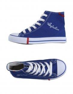 AUSTRALIAN Jungen 9-16 jahre High Sneakers & Tennisschuhe Farbe Blau Größe 17