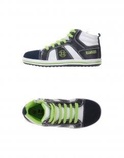RAMS 23 Jungen 9-16 jahre High Sneakers & Tennisschuhe Farbe Weiß Größe 19