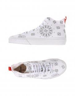 LOSERS Herren High Sneakers & Tennisschuhe Farbe Weiß Größe 22