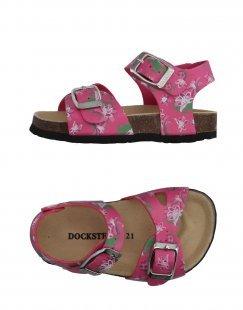DOCKSTEPS Mädchen 0-24 monate Sandale Farbe Fuchsia Größe 42