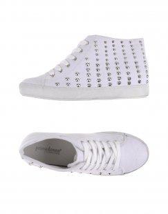 PRIMADONNA Damen High Sneakers & Tennisschuhe Farbe Weiß Größe 11