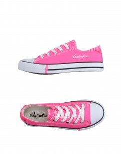 AUSTRALIAN Mädchen 9-16 jahre Low Sneakers & Tennisschuhe Farbe Fuchsia Größe 19