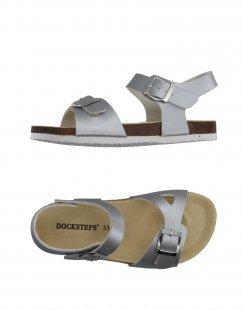 DOCKSTEPS Mädchen 9-16 jahre Sandale Farbe Grau Größe 19