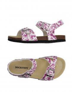 DOCKSTEPS Mädchen 9-16 jahre Sandale Farbe Weiß Größe 19