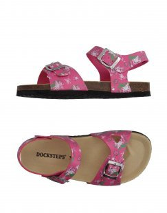 DOCKSTEPS Mädchen 9-16 jahre Sandale Farbe Rosa Größe 19