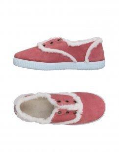 CHIPIE Unisex Low Sneakers & Tennisschuhe Farbe Altrosa Größe 19