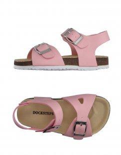 DOCKSTEPS Mädchen 3-8 jahre Sandale Farbe Rosa Größe 1