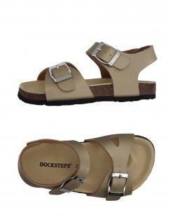 DOCKSTEPS Mädchen 3-8 jahre Sandale Farbe Sand Größe 1