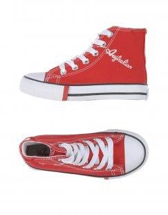 AUSTRALIAN Unisex High Sneakers & Tennisschuhe Farbe Rot Größe 13