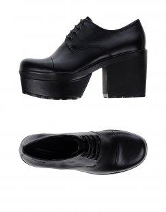 VAGABOND SHOEMAKERS Damen Schnürschuh Farbe Schwarz Größe 11