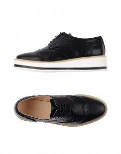 PRIMADONNA Damen Schnürschuh Farbe Schwarz Größe 13