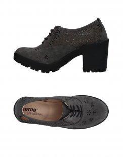 MTNG Damen Schnürschuh Farbe Blei Größe 15