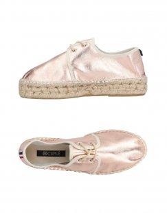 CUPLÉ Damen Schnürschuh Farbe Rosa Größe 11