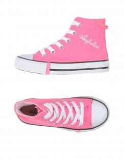 AUSTRALIAN Mädchen 3-8 jahre High Sneakers & Tennisschuhe Farbe Fuchsia Größe 13
