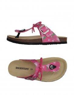DOCKSTEPS Mädchen 9-16 jahre Zehentrenner Farbe Rosa Größe 19