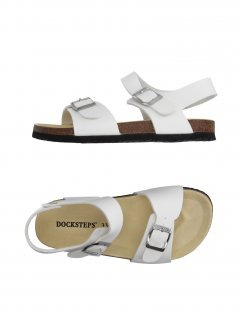 DOCKSTEPS Unisex Sandale Farbe Weiß Größe 19