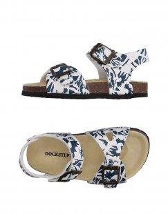 DOCKSTEPS Unisex Sandale Farbe Weiß Größe 1