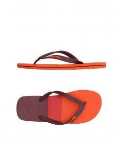 JACK & JONES Herren Zehentrenner Farbe Orange Größe 9