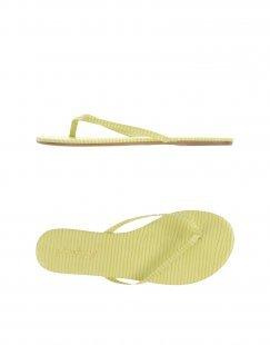 PRIMADONNA Damen Zehentrenner Farbe Gelb Größe 5