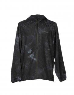 WRANGLER Herren Jacke Farbe Schwarz Größe 7