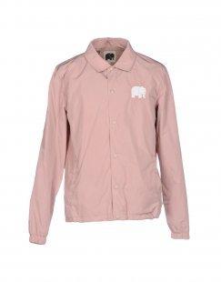 TRENDSPLANT Herren Jacke Farbe Rosa Größe 7