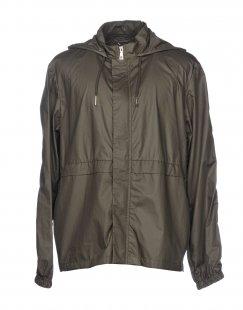 SSEINSE Herren Jacke Farbe Dunkelgrün Größe 8