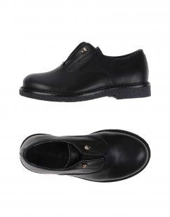 FLORENS Jungen 3-8 jahre Schnürschuh Farbe Schwarz Größe 5