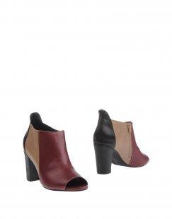 SILVIAN HEACH Damen Ankle Boot Farbe Bordeaux Größe 3
