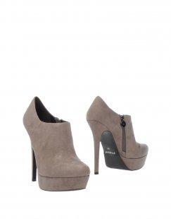 PRIMADONNA Damen Ankle Boot Farbe Grau Größe 13