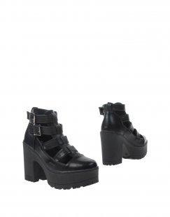 STIÙ Damen Ankle Boot Farbe Schwarz Größe 13