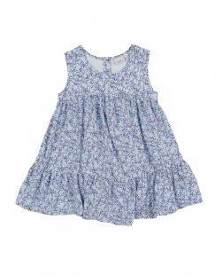 NAME IT® Mädchen 0-24 monate Kleid Farbe Himmelblau Größe 10