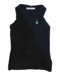 BOBO CHOSES Mädchen 0-24 monate Kleid Farbe Dunkelblau Größe 10