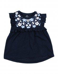 NAME IT® Mädchen 0-24 monate Kleid Farbe Dunkelblau Größe 10
