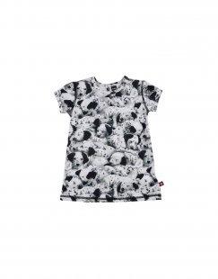 MOLO Mädchen 0-24 monate Kleid Farbe Weiß Größe 2