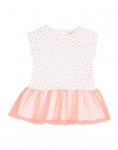 PLAY UP Mädchen 0-24 monate Kleid Farbe Fuchsia Größe 4
