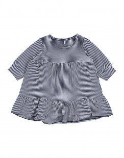 NAME IT® Mädchen 0-24 monate Kleid Farbe Dunkelblau Größe 4