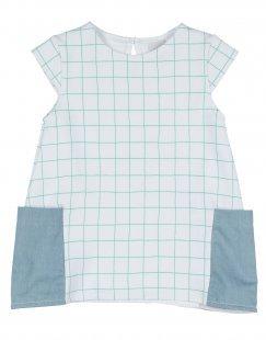 PLAY UP Mädchen 0-24 monate Kleid Farbe Weiß Größe 5