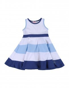 MIRTILLO Mädchen 0-24 monate Kleid Farbe Weiß Größe 6