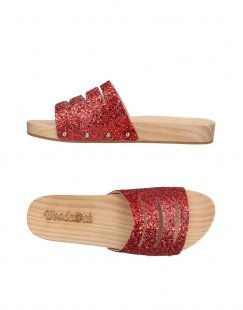 WOODCIOCK Damen Mules & Clogs Farbe Rot Größe 5