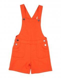 GAëLLE Paris Mädchen 3-8 jahre Kurzer Overall Farbe Orange Größe 4