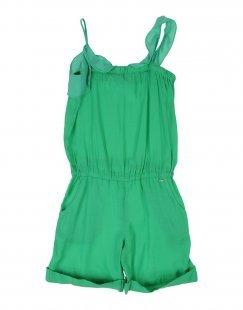 PINKO UP Mädchen 3-8 jahre Kurzer Overall Farbe Grün Größe 6