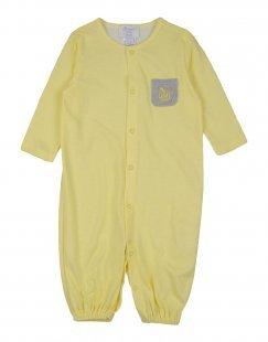 BONNIE BABY Mädchen 0-24 monate Barboteuses Farbe Gelb Größe 6