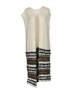 BIANCOGHIACCIO Damen Strickjacke Farbe Elfenbein Größe 6