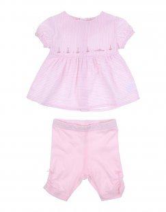 MIRTILLO Mädchen 0-24 monate Set Farbe Rosa Größe 2
