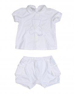 AMORE Mädchen 0-24 monate Set Farbe Weiß Größe 5