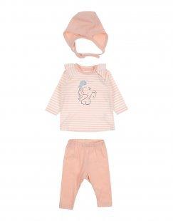 NAME IT® Mädchen 0-24 monate Set Farbe Hellrosa Größe 11